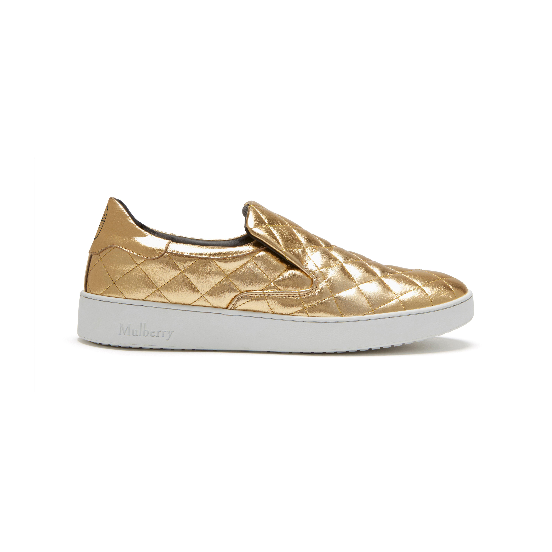 MULBERRY Chaussures de skate matelassées
