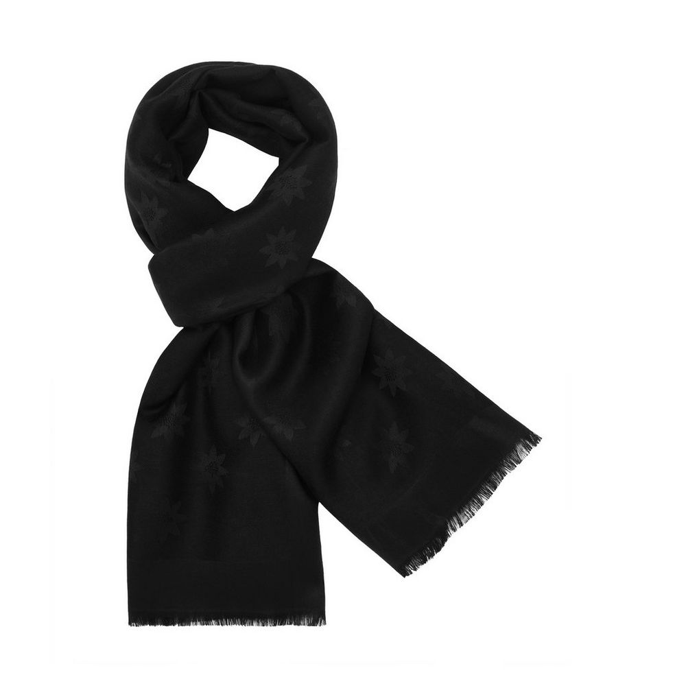 Monogram Rectangular Scarf